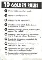 10 golden rules