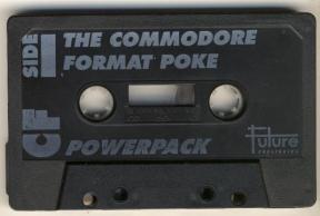 Poke tape - side 1