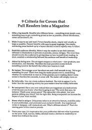 9 criteria