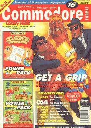 Commodore Format 16 cover