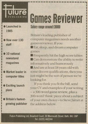 gamesreviewerjob
