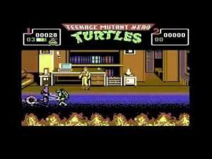 C64 Turtles