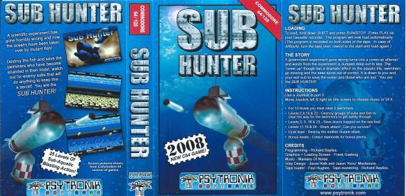 Sub Hunter instructions