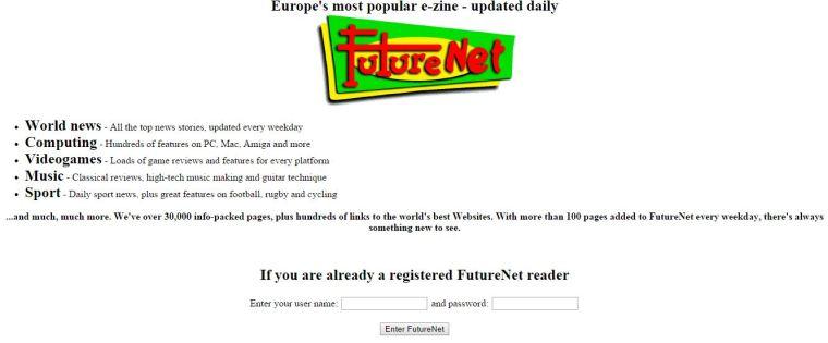 futurenet front