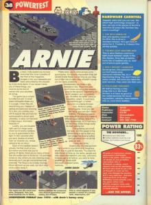 ARNIE REVIEW - CF21