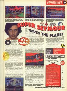 SuperSeymourreview