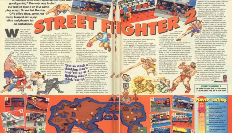 streetfigher-2-review