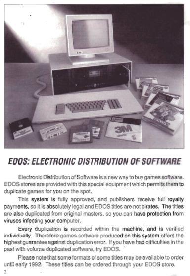 EDOSterminal