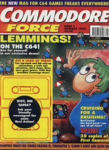 ZZap_64_Issue_091_Commodore_Force_Issue_01_1993_Jan_0000