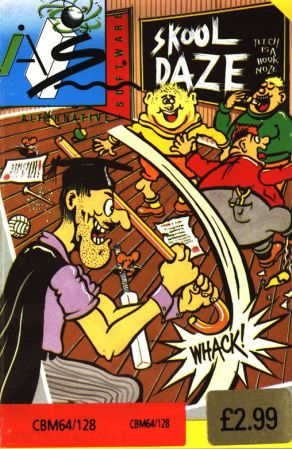 ...versus the Bash Street Kids rebrand by Alternative two years later.
